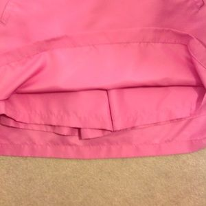 Line Up Shorts - Pink Golf Skort